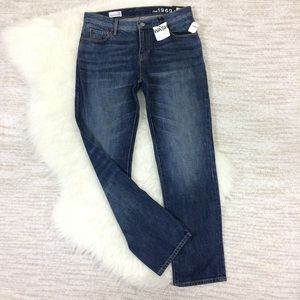Gap New Sexy Boyfriend Jeans 25 Koto Wash